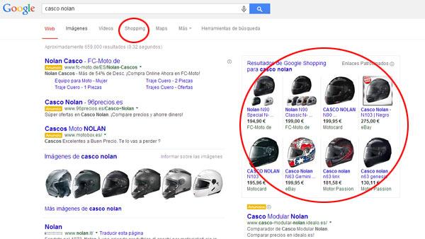 google-shopping-gratuito-pago
